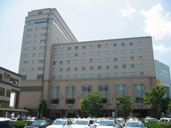 ホテルメトロポリタン長野>